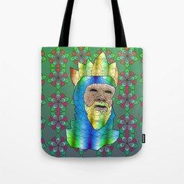 Medieval King Tote Bag