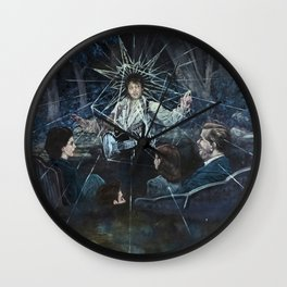 Crying in the Chapel Wall Clock