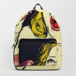 Multi Blowjob Color Backpack