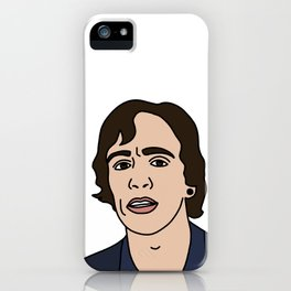 Brandon Boyd iPhone Case