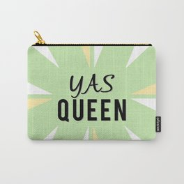 YAS QUEEN Carry-All Pouch