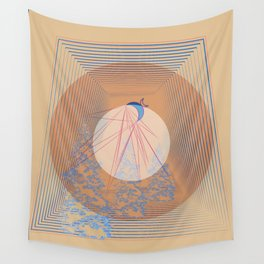 Hot Toddy Wall Tapestry