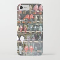 shoes iPhone & iPod Cases featuring Shoes by Berlin Kunst