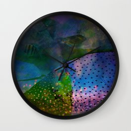 Another Realm Wall Clock