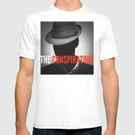 The Conspirators Podcast Show Art T-shirt