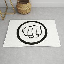 Fist Rug