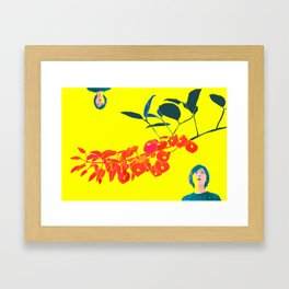 Choshi Framed Art Print