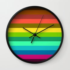 Colors LAB  Wall Clock