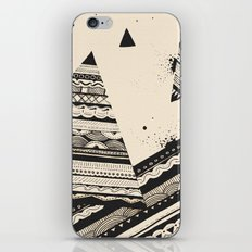 Pattern Doodle Two iPhone & iPod Skin