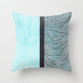 Watercolor 2 Throw Pillow
