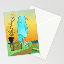 """The Journey Begins (from the book, """"You, the Magician"""") Stationery Cards"""