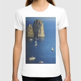 Capri, Amalphi Coast, Italy 7 T-shirt
