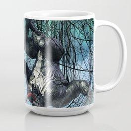 Venom and Spidey. Teamp-up Coffee Mug