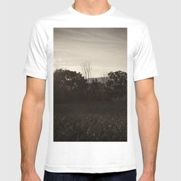 And In The Fields T-shirt