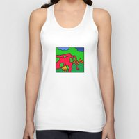 cows Tank Tops featuring COWS 3 by Stefan Stettner
