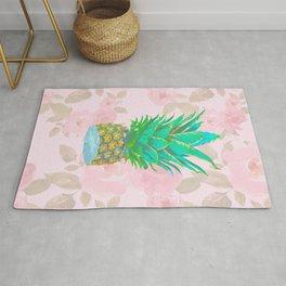 Pineapple Artwork Rug