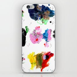 9 abstract rituals (2) iPhone Skin