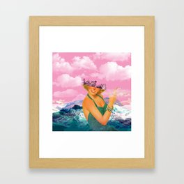 Beauty Standards Framed Art Print