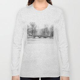 Stone Bridge Clove Lake Park Long Sleeve T-shirt