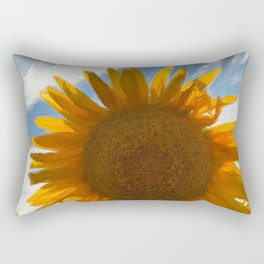 in love with summer Rectangular Pillow