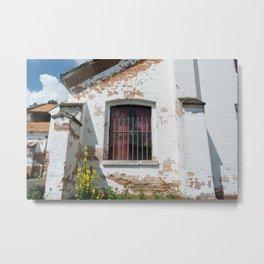 Museo Otavalango Metal Print