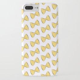 Pasta bow iPhone Case