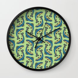Huatulco Wall Clock