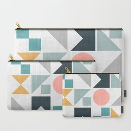 Modern Geometric 09 Carry-All Pouch