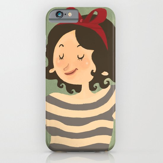 Stripes #1 iPhone & iPod Case