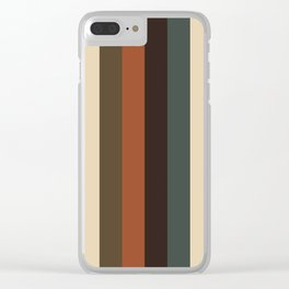 young nature Clear iPhone Case