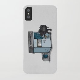 Take a Shoot iPhone Case