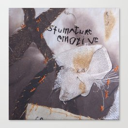 Sfumature emotive Canvas Print