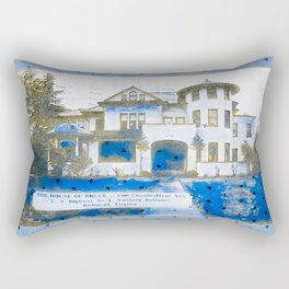 House of Bruce - RVA Rectangular Pillow