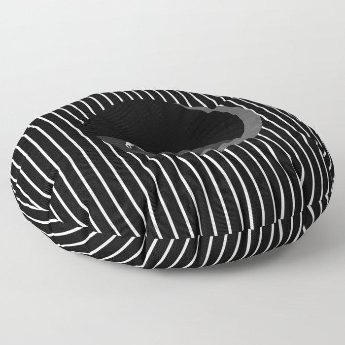 Tired? Floor Pillow