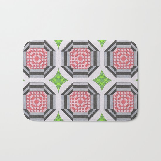 More haste less speed two Bath Mat