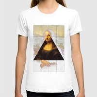 mona lisa T-shirts featuring MONA LISA by Ancient
