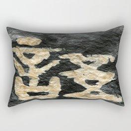 Hieroglyph Rectangular Pillow
