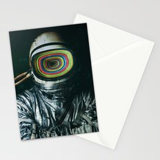 Depth Stationery Cards