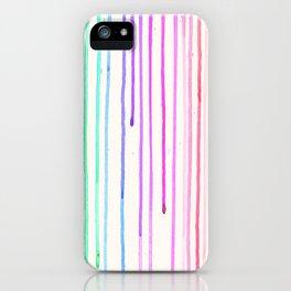 Rainbow Curtain iPhone Case