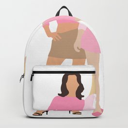 The Plastics Backpack