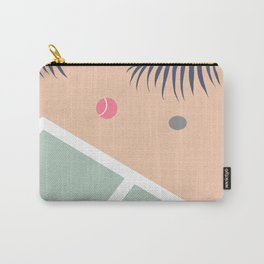Tennis Court #society6 #decor #buyart Carry-All Pouch