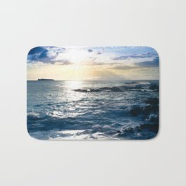Conference in the Clouds Bath Mat