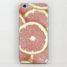 grapefruit iPhone & iPod Skin