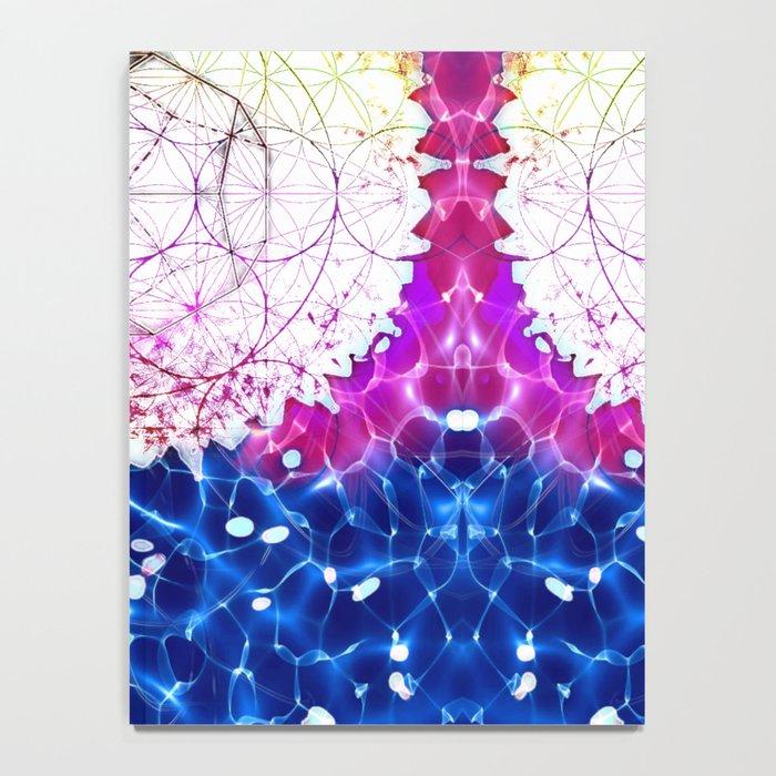 Flower of Life - Fractal Image Notebook