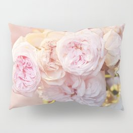 The Last Days of Spring - Old Roses II Pillow Sham