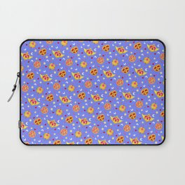 Sailor Moon Brooches Pattern - Blue / Sailor Moon Laptop Sleeve