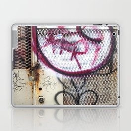 Padlocked Laptop & iPad Skin