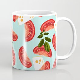 Caprese #society6 #decor #pattern Coffee Mug