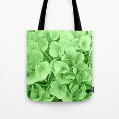 Flowers | Flower | Hydrangea Greenery | Floral | Nadia Bonello Tote Bag