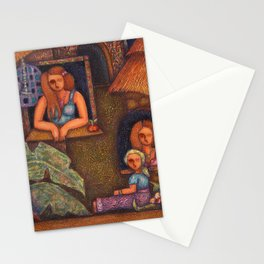 Africa in my soul Stationery Cards
